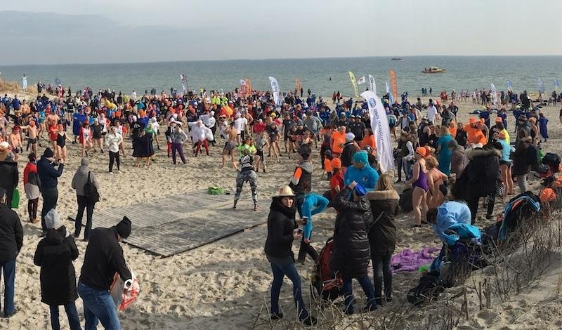 Galeria zdjęć III Zlot Morsów w Hel
