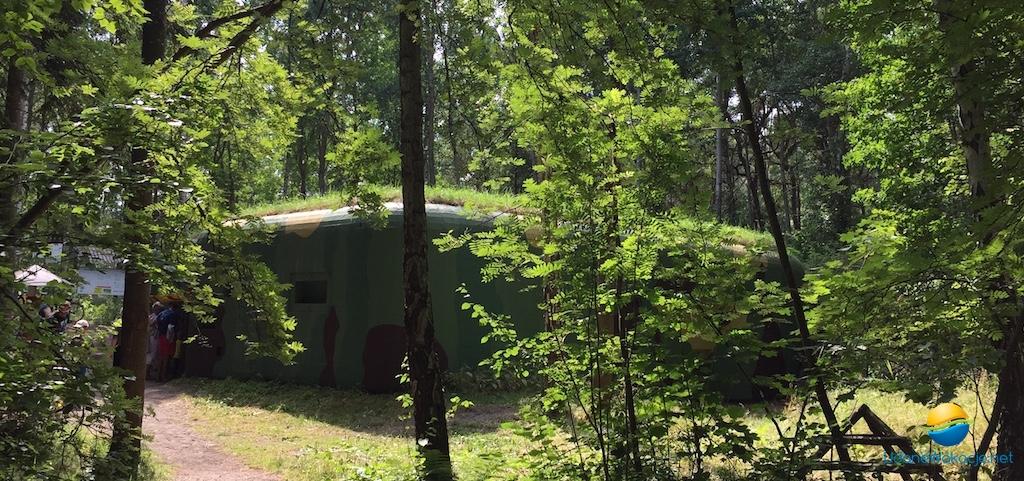 Atrakcje turystyczne Jastarnia - Ośrodek Oporu
