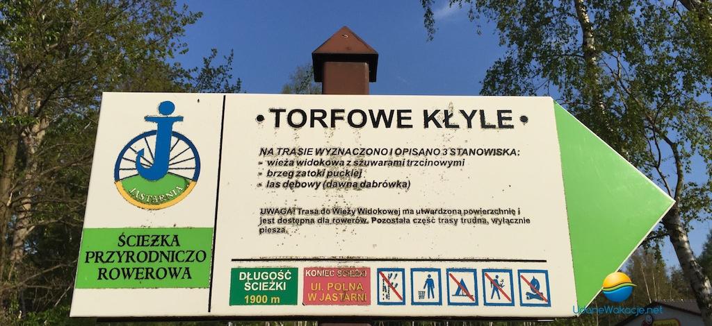 Atrakcje turystyczne Jastarnia - Torfowe Kłyle