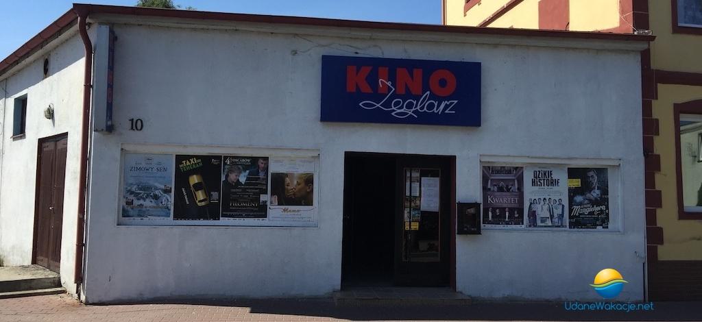 Atrakcje turystyczne Jastarnia - Kino Żeglarz