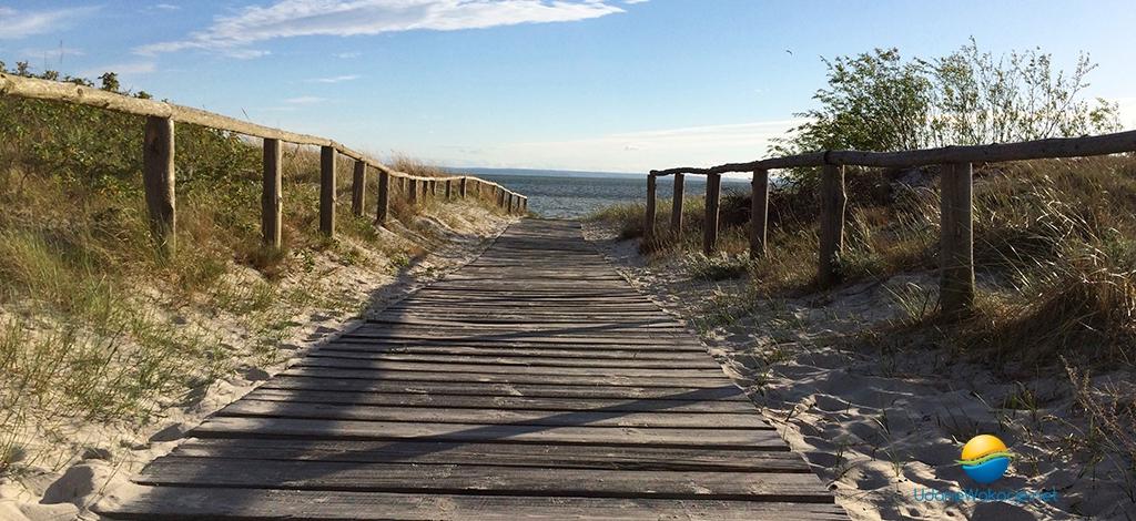 Atrakcje turystyczne Jastarnia - Plaża w Jastarni