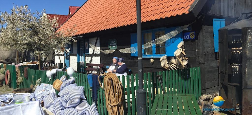 Atrakcje turystyczne Jastarnia - Chata Rybacka