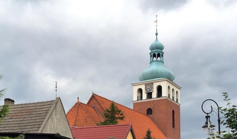 Kościół pw. Nawiedzenia Najświętszej Maryi Panny  w Jastarnia
