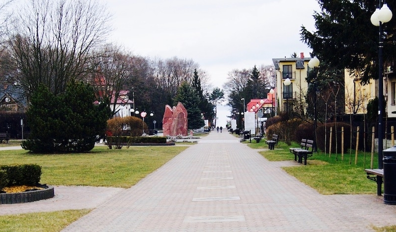 Aleja Gwiazd Sportu w Władysławowo
